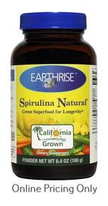 Earthrise Spirulina 180g