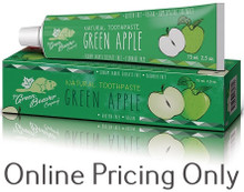 Green Beaver Green Apple Toothpaste 75ml