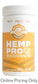 Manitoba Harvest Hemp Pro 50 Protein 454g
