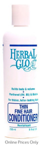 Herbal Glo Thin Fine Hair Conditioner 250ml