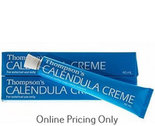 THOMPSON CALENDULA CREAM 40ml