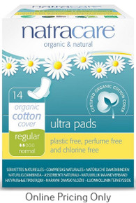 Natra Care Ultra Pads with Wings 14pcs