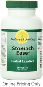 NATURES HARMONY STOMACH EASE 250tabs