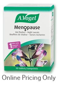 A Vogel Menopause 30tabs