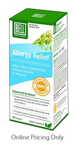 Bell Allergy Relief 30caps