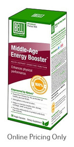 Bell Middle Age Energy Booster 30tabs