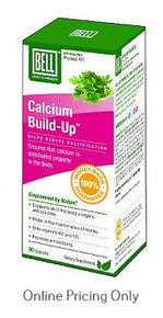 Bell Calcium Build Up 90caps