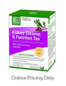 Bell Kidney Cleanse and Function Tea 120g