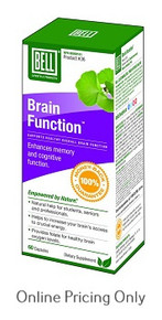 Bell Brain Function 60caps