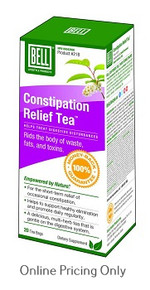 Bell Constipation Relief Tea 20bags