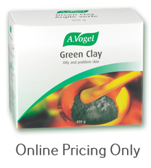 A Vogel Green Clay (Strong) 900g