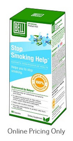BELL STOP SMOKING HELP 730mg 60caps