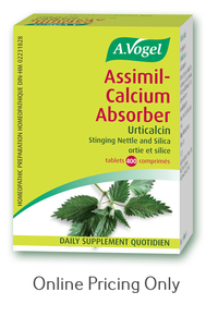 A Vogel Calcium Absorption 400tabs