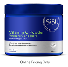 Sisu Buffered C Powder Unflavoured 200g