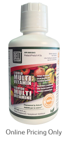 Bell Liquid Multi Vitamin 473ml