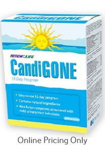 Renew Life Candigone Kit
