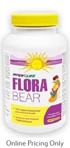 Renew Life Flora Bear 60caps