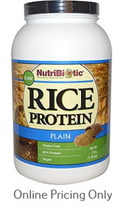 Nutribiotic Rice Protein original 1.36kg