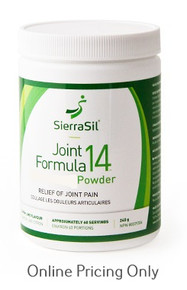 Sierrasil Joint Formula Powder 240g