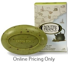 South of France Green Tea Bar Soap 170g