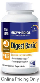 Enzymedica Digest Basic 90caps