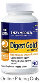 Enzymedica Digest Gold 90caps
