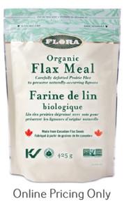 Flora Hi Lignan Flax Meal 425g