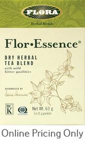 FLORA FLOR-ESSENCE DRY HERBAL TEA BLEND 63g