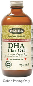 Flora DHA Flax Oil 250ml
