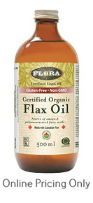 Flora Flax Oil (GMO Free) 500ml