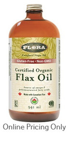 Flora Flax Oil (GMO Free) 941ml