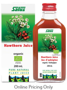 Salus Hawthorne Juice 200ml