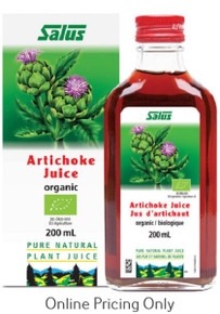 Salus Artichoke Juice 200ml