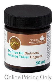 Newco Tea Tree Oil Ointment 50ml