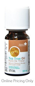 Newco Tea Tree Oil Organic 10ml