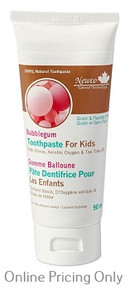 Newco Toothpaste Bubblegum Kids 90ml