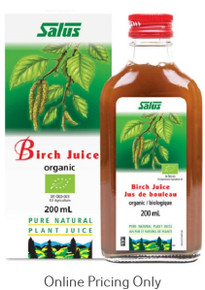 Salus Birch Juice 200ml