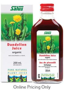 Salus Dandelion Juice 200ml