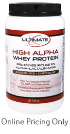 Brad King's Ultimate Whey Protein Chocolate 750g