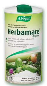 A Vogel Herbamare Original Salt 125g
