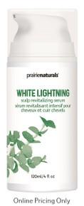 Prairie Naturals White Lightening Scalp Serum 120ml