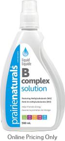 Prairie Naturals Liquid B Solution 500ml