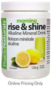 Prairie Naturals Mornings Rise and Shine 126g