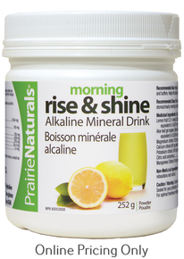 Prairie Naturals Mornings Rise and Shine 252g