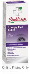 Similasan Allergy Eye Relief 10ml