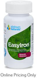 Platinum Naturals Easy Iron 120sg