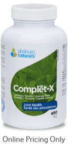 PLATINUM NATURALS NUTRI-JOINT COMPLET-X 90sg