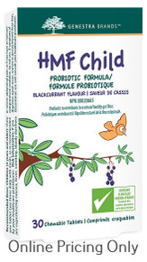 GENESTRA HMF CHILD 30chewables