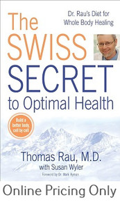 SWISS SECRET TO OPTIMAL HEALTH BOOK