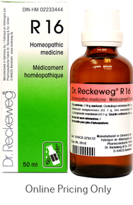 DR RECKEWEG #16 50ml